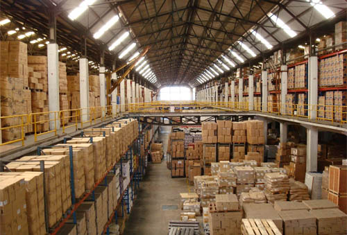 Warehousing, Distribution